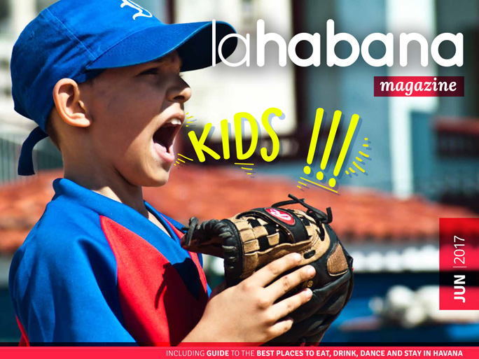 La Habana Magazine June 2017 Cover Kids!