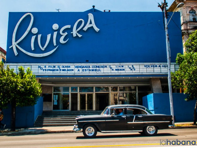 Film Buffs in Cuba