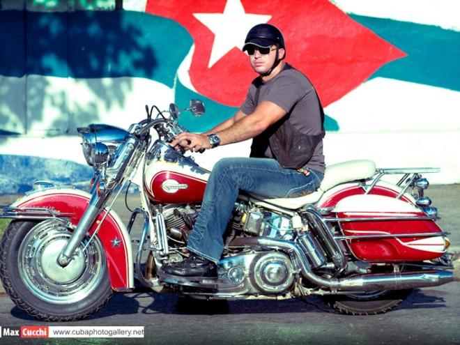 Harley-Davidson in Cuba:  Then, Now, Forever