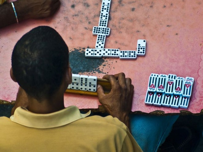 Dominoes: A Cuban passion