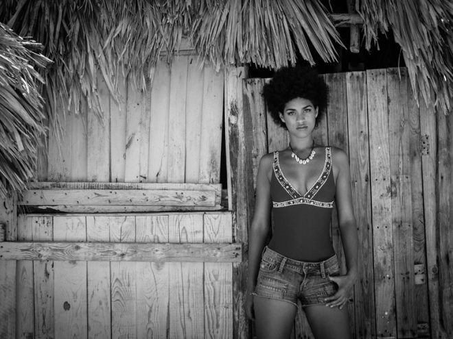 Guadalupe Blázquez talks about the world of fashion in Cuba