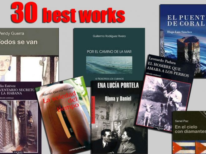 The 30 best works of Cuban literature