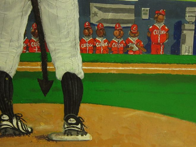 Clásicos del Béisbol: Baseball as art reflecting life