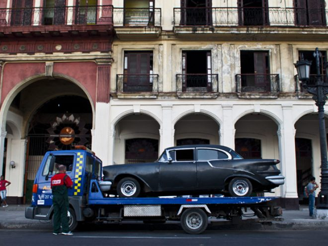Cuba Classics –  A celebration of vintage american automobiles
