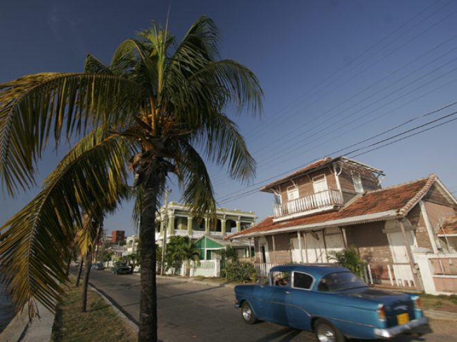 Cienfuegos: Ghosts of sugar barons