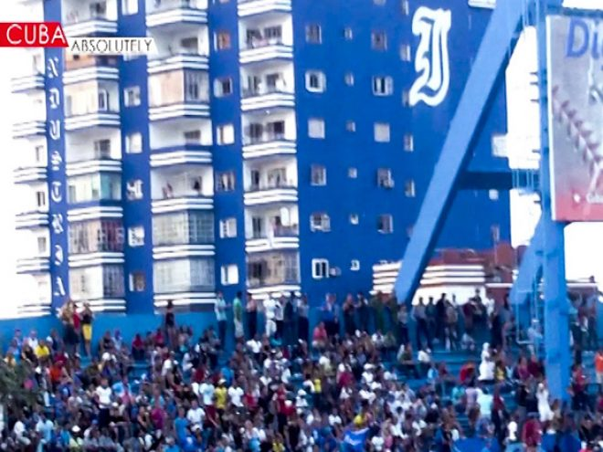 For Industriales fans it's not over until conga stops