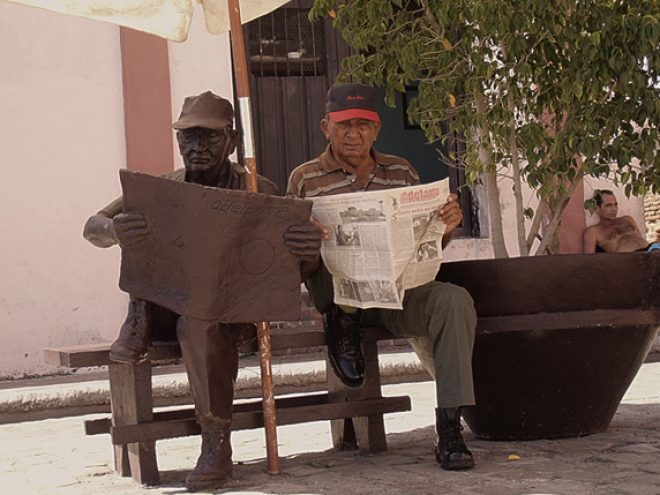 Camagüey: Languishing in a city designed for pirates