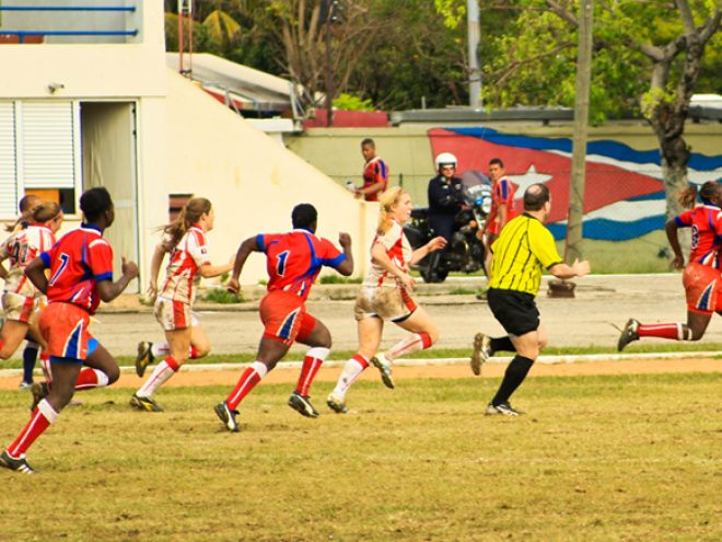 The 2012 Havana Howlers 7's Rugby Tournament