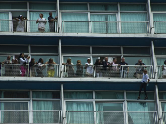 French Spiderman climbs Havana Libre hotel unassisted