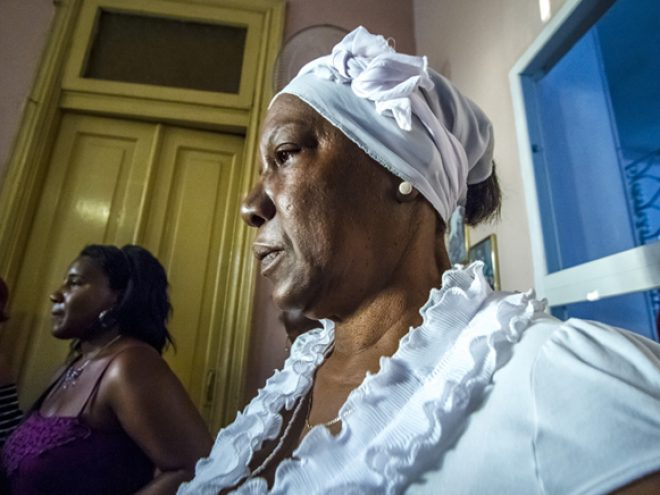 Unlocking the secrets of the saints in Cuba