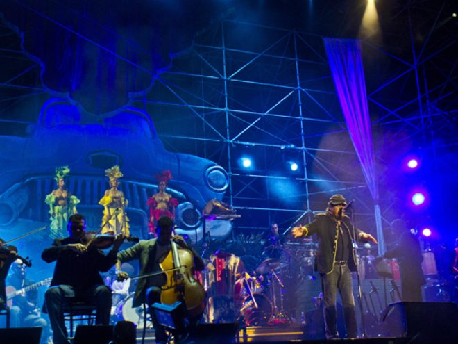 Zucchero rocks the house at ISA