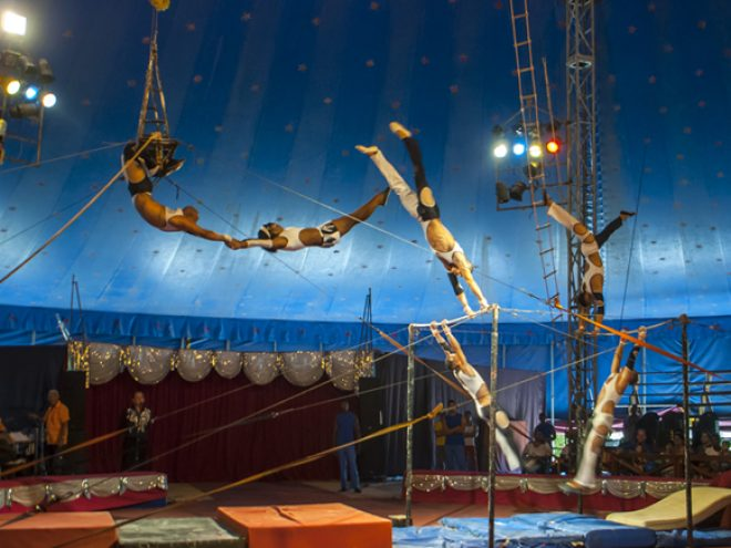 A love affair with the Cuban Circus