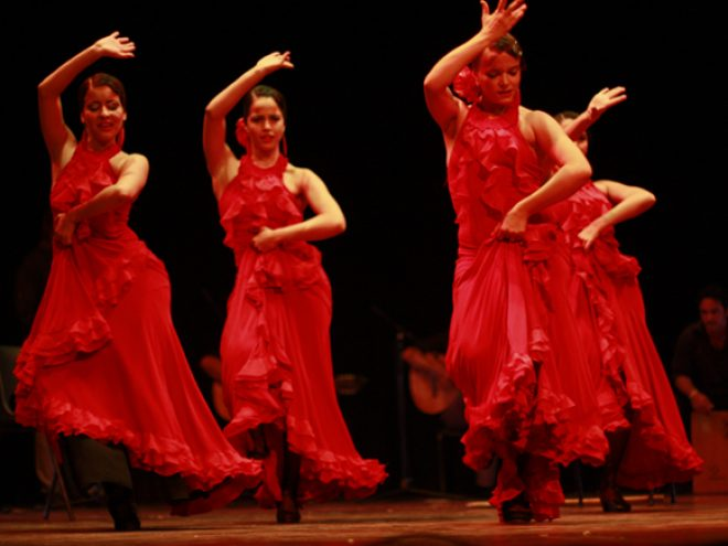 Ecos, with a passion for flamenco