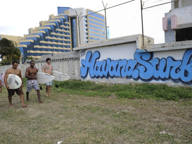 Eduardo Valdes & the Havana Surf Club