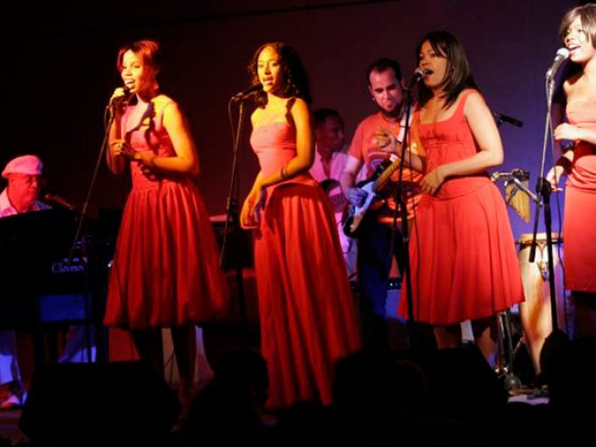 Música Femenina: Cuba´s fascinating girl bands