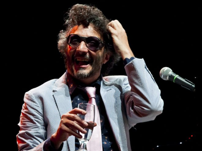 Fito Páez: still in love with Havana 20 years later
