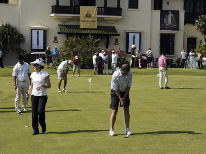 The Gran Torneo de Cuba Golf 2014-