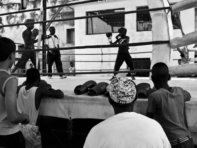 The next Kid Chocolate: Boxing in Havana