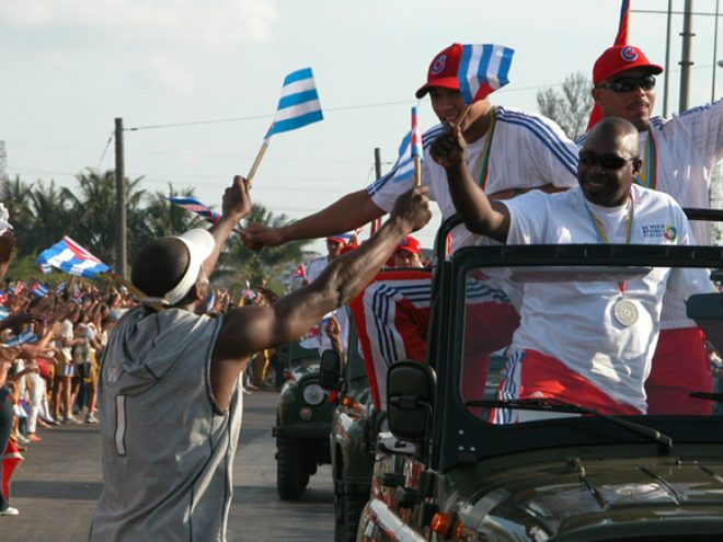 Life, death and baseball in Cuba