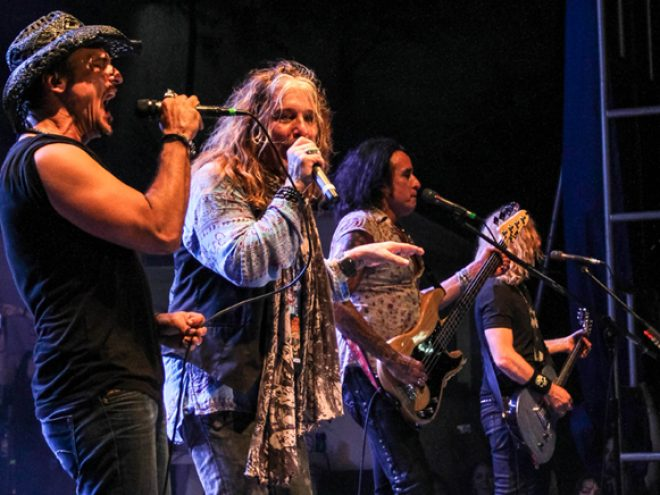 Havana rocked with the Dead Daisies
