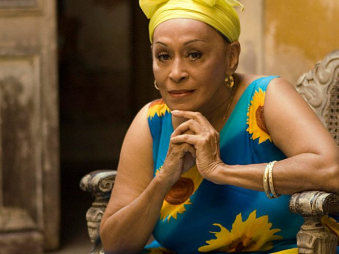 Omara Portuondo: A legendary voice gives thanks to life