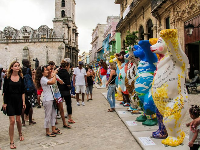 United Buddy Bears in Havana