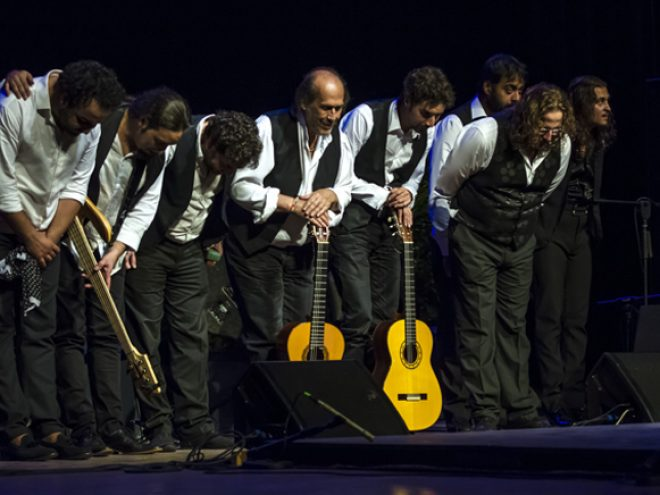 Paco De Luc?a at the Leo Brouwer Festival