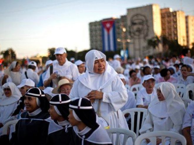 Let Us Pray: The pope comes to Cuba