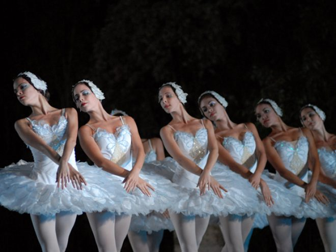 Cuban Ballet school: 'Welcome to hell'