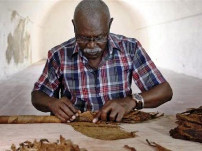 The World´s Longest Cigar is in Cuba