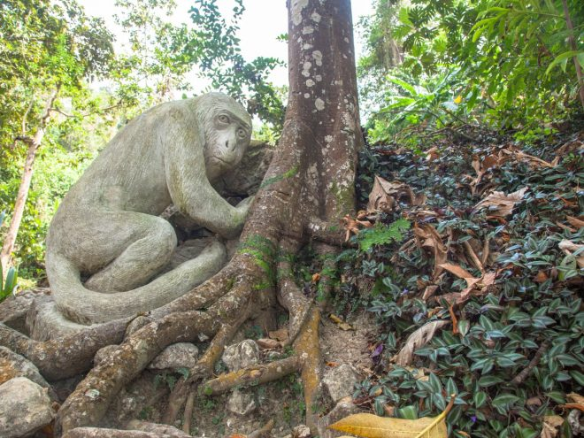 Stone Zoo: Somewhere between nature and art