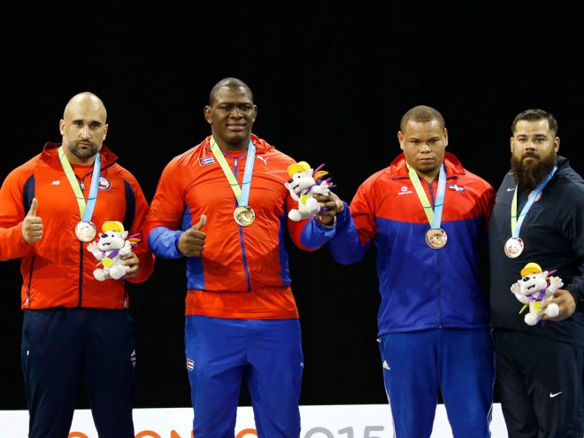Cuba in the Olympics, Pan-American and Central American Games