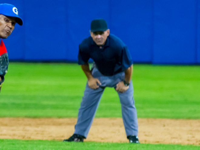 An umpire's monologue