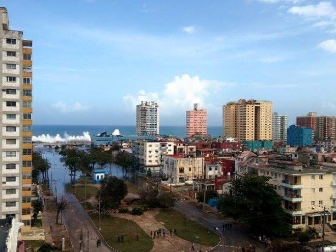 Havana is recovering fast from Hurricane Irma