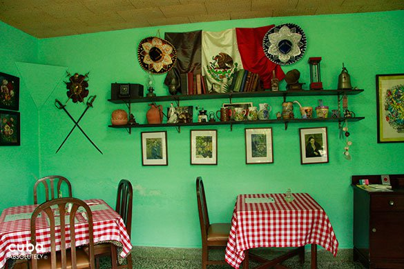 italian restaurant in Havana © Cuba Absolutely, 2014