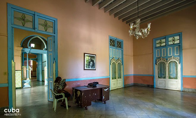 Theatre La Casona in Linea, Vedado © Cuba Absolutely, 2014