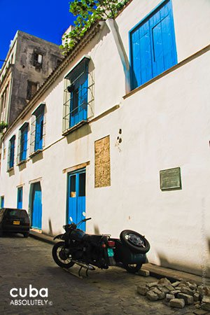 Comedy house in old Havana© Cuba Absolutely, 2014