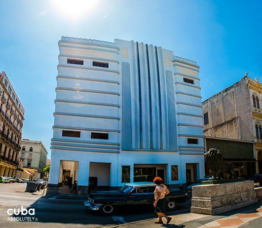 Fausto theatre in Old Havana © Cuba Absolutely, 2014