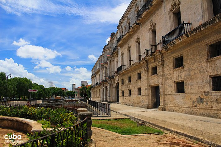San Carlos and San Ambrosio seminary in Old havana, old building © Cuba Absolutely, 2014