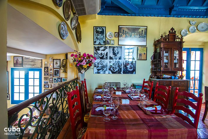 Ivan chef Justo restaurant in Old Havana © Cuba Absolutely, 2014