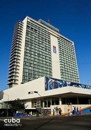 Habana Libre Hotel in Vedado © Cuba Absolutely, 2014