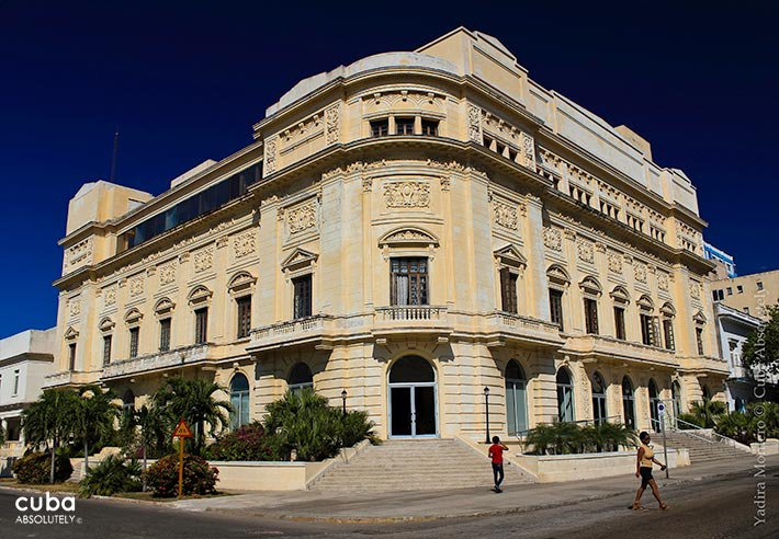 Amadeo Roldan Theatre in Vedado © Cuba Absolutely, 2014