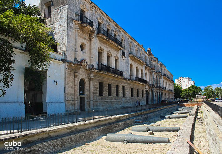 Old part of the city, excabation in old havana © Cuba Absolutely, 2014