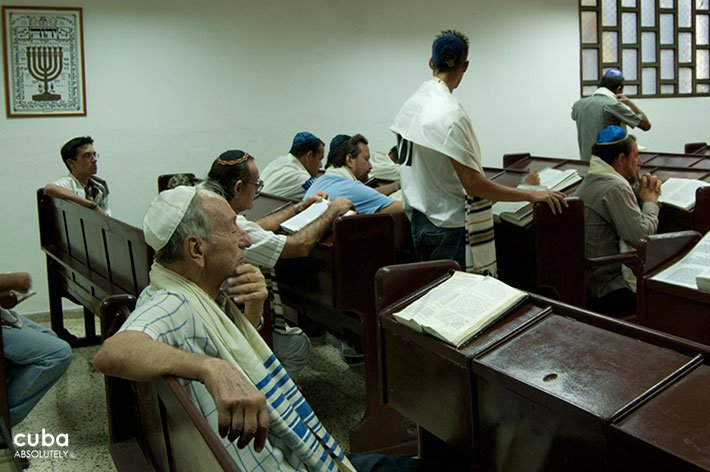 Jewish comunity in Havana © Cuba Absolutely, 2014
