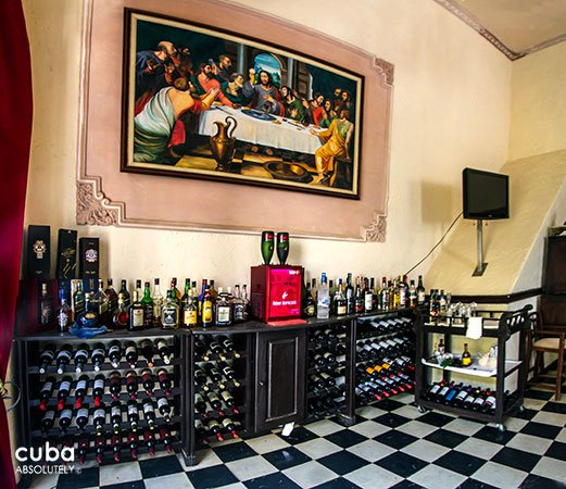 La moneda cubana restaurant in Old Havana© Cuba Absolutely, 2014