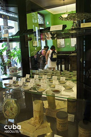 Chocolat museum in Old Havana© Cuba Absolutely, 2014