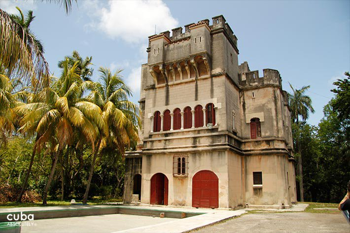 Arabic castle © Cuba Absolutely, 2014