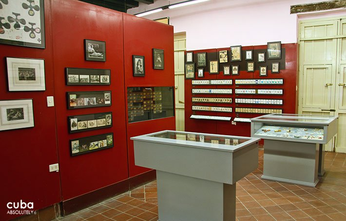 Cards museum © Cuba Absolutely, 2014