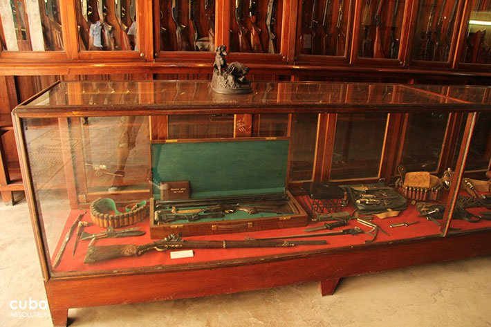 Guns museum in Old havana © Cuba Absolutely, 2014