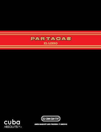 Sign of Partagas © Cuba Absolutely, 2014
